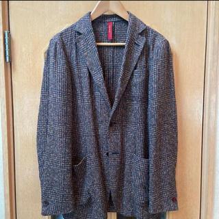 エルネスト(ELNEST)の〈エルネスト〉ジャケット サイズ48(元値¥100,000程)(テーラードジャケット)