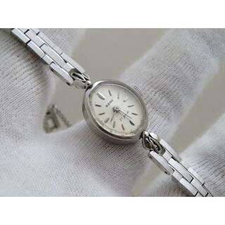 ラドー(RADO)のRADO 手巻き腕時計 WG 21JEWELS ヴィンテージ(腕時計)