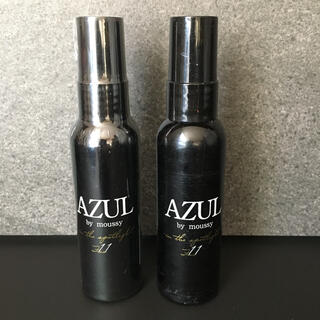 アズールバイマウジー(AZUL by moussy)のアズール ファブリックミスト 2本(ユニセックス)