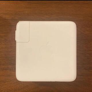 Mac (Apple) - Apple 87W Power Adapter充電器(USB-C) 純正品