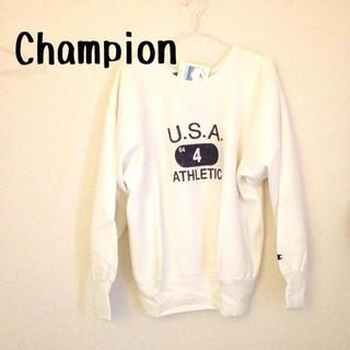 チャンピオン(Champion)の新品 USAトレーナー(トレーナー/スウェット)