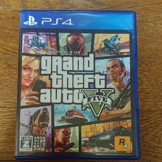 PlayStation4 - グランドセフトオート5