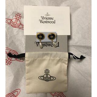 Vivienne Westwood - ヴィヴィアンウエストウッド 復刻 エナメルボタン ピアス