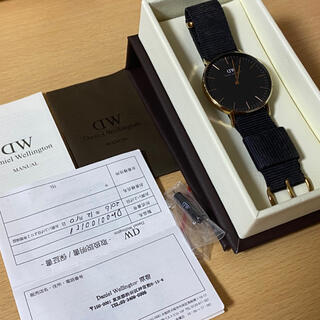 ダニエルウェリントン(Daniel Wellington)のダニエルウェリントン 腕時計 CLASSIC CORNWALL ローズゴールド(腕時計)