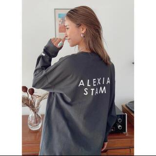 ALEXIA STAM - alexiastam ロンT
