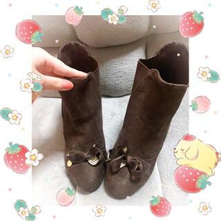 🎀 マイラクラシック ブーツ 23cm