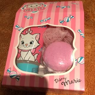 ディズニー(Disney)のマリーちゃん お風呂ケアセット(入浴剤/バスソルト)