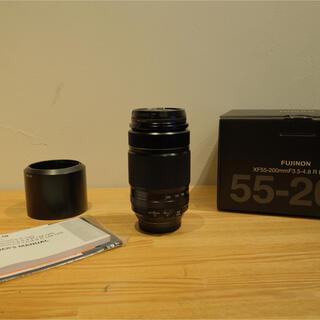 富士フイルム - FUJIFILM XF55-200mm F3.5-4.8 R LM OIS