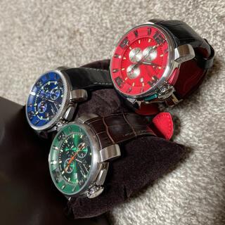 アイティーエー(I.T.A.)のお得【3色セット売り‼️】I.T.A.⭐️カサノバクロノ アイティーエー 腕時計(腕時計(アナログ))