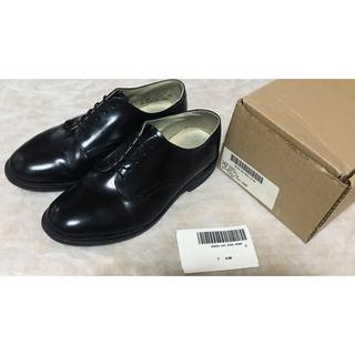 COMOLI - 美品 サービスシューズ 箱、タグ付き 90s