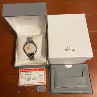 OMEGA - OH/新品仕上 オメガ スピードマスター 3521.30 トリプルカレンダー