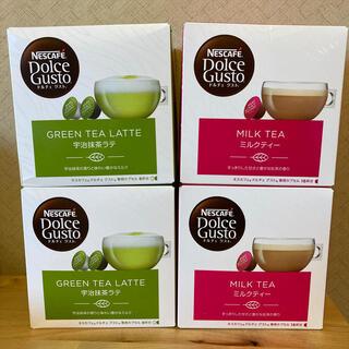 Nestle - Nescafé Dolce Gusto ミルクティー 宇治抹茶カプセルセット
