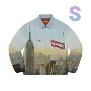 Supreme - Aerial Tapestry Harrington Jacket S