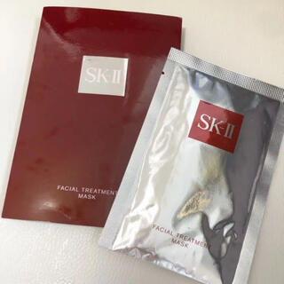SK-II - 新品未使用 SK-II フェイシャルトリートメントマスク