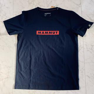 マムート(Mammut)のMAMMUT QD Logo Print T-Shirt AF Men(Tシャツ/カットソー(半袖/袖なし))