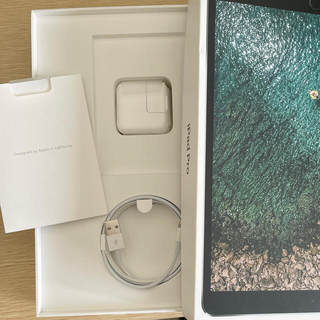 iPad - iPad Pro 10.5インチ 64GB スペースグレー