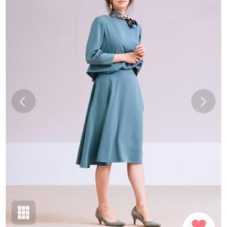 ルージュヴィフ(Rouge vif)の新品  Rouge vif  FONCE   スカート(ひざ丈スカート)