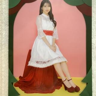 モーニング娘。 - ◆モーニング娘。牧野真莉愛 ピンナップポスター 2020プレモニ。クリスマス