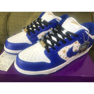 Supreme - 28cm nike sb dunk low supreme シュプリーム ダンク