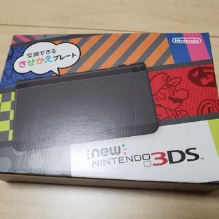 ニンテンドー3DS - newニンテンドー3DS 中古美品 SDカード16GB