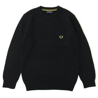 フレッドペリー(FRED PERRY)のFRED PERRY フレッドペリー Pique Knit Sweater(ニット/セーター)