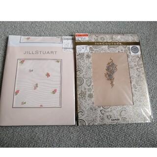 JILLSTUART - JILL STUART&グンゼIHRCOUTUREストッキングセット