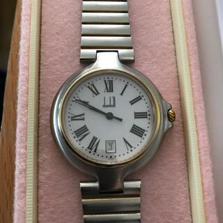 ダンヒル(Dunhill)のダンヒルミレニアム  時計 ラージサイズ(腕時計(アナログ))