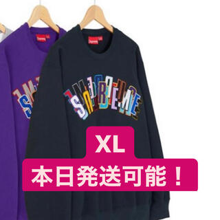 Supreme - Supreme Stacked Crewneck