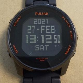 セイコー(SEIKO)のセイコー パルサー PQ2013(腕時計(デジタル))