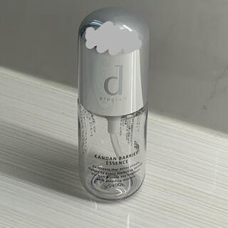 ディープログラム(d program)のdプログラム  カンダンバリア エッセンス 空ボトル(美容液)
