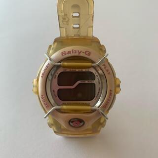 ベビージー(Baby-G)のBaby-Gベビージー腕時計ジャンク品ピンク色CASIOカシオ(腕時計)