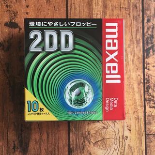 ヒタチ(日立)の3.5型フロッピーディスク10枚(PC周辺機器)
