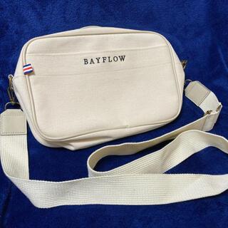 BAYFLOW - ベイフロー❤️ショルダーバッグ