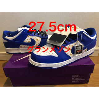 Supreme - Supreme Nike Sb Dunk Low Blue 27.5cm 新品
