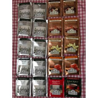 アーマッド紅茶7種20袋 AHMAD TEAアールグレイデカフェ