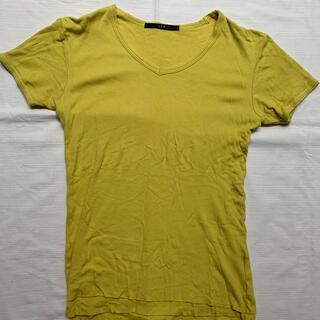 エイケイエム(AKM)のAKM Tシャツ 半袖 カットソー Sサイズ(Tシャツ/カットソー(半袖/袖なし))