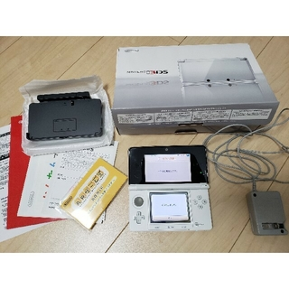 ニンテンドー3DS - ニンテンドー3DS 本体訳あり品