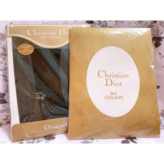 クリスチャンディオール(Christian Dior)のクリスチャンディオール パンスト 📮土日発送OK(タイツ/ストッキング)