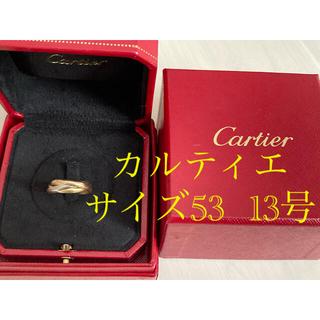 Cartier - カルティエ トリニティリング13号