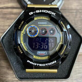 G-SHOCK - 美品 レア G-SHOCK GD-120CS 電池新品 生産終了品 ゴールド