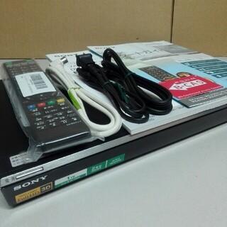 SONY - すぐに使えるセット❗大容量1TB❗SONY BDZ-EW1000 2番組同時録画