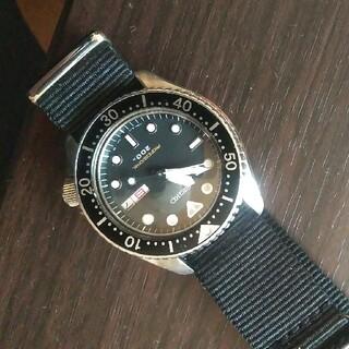 セイコー(SEIKO)の良品セイコー 7C43-6010(腕時計(アナログ))