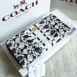 COACH - 新品★COACH 財布 コーチ 長財布  新品 最新作