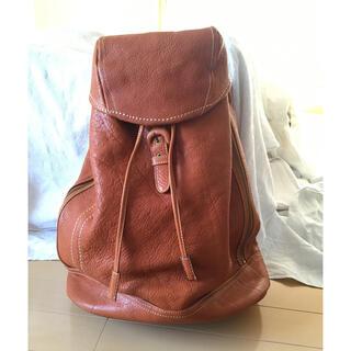 ツチヤカバンセイゾウジョ(土屋鞄製造所)の土屋鞄 トーンオイルヌメバックパック(バッグパック/リュック)