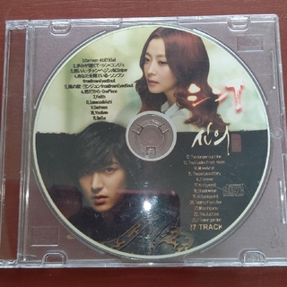 韓国ドラマ 信義(シンイ) OST CD