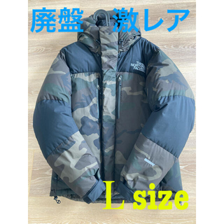 THE NORTH FACE - 限定 廃盤 バルトロライト 激レア美品 Lサイズ!! ND91405 迷彩