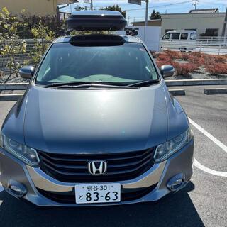 ホンダ - RB4ホンダオデッセイ(4WD)車検今年11月コミコミ価格