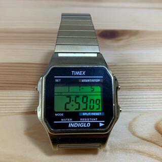 タイメックス(TIMEX)のタイメックス ゴールド(腕時計(デジタル))