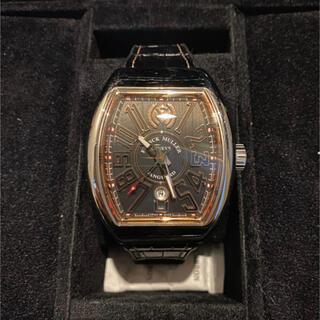 フランクミュラー(FRANCK MULLER)のフランクミュラー 自動巻き 腕時計(腕時計(アナログ))