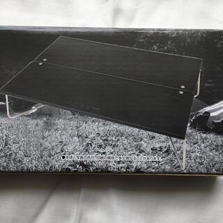 シンフジパートナー(新富士バーナー)の【新品未開封】SOTO ポップアップテーブル ST-630MBK(テーブル/チェア)